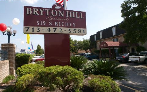 Bryton Hill Apartments Pasadena TX