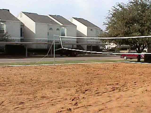 Sand Volleyball Court at Listing #136519