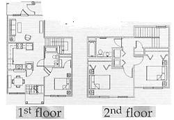 1,180 sq. ft. 60 floor plan