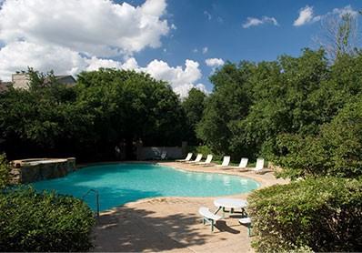 Pool at Listing #137027