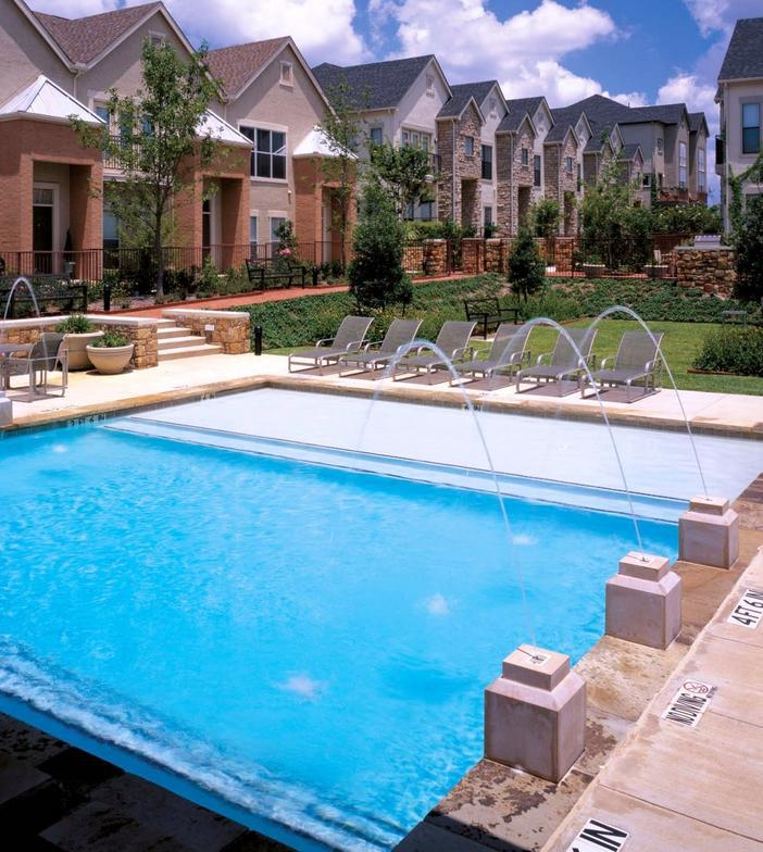 Pool at Listing #236628