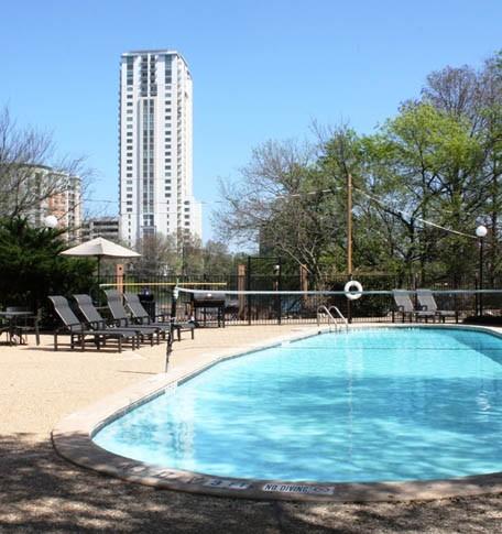 Pool at Listing #140461