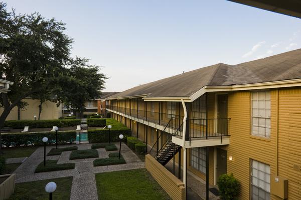 Parkgreen on Bellaire Apartments Houston TX