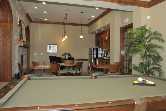 Clubhouse at Listing #236618