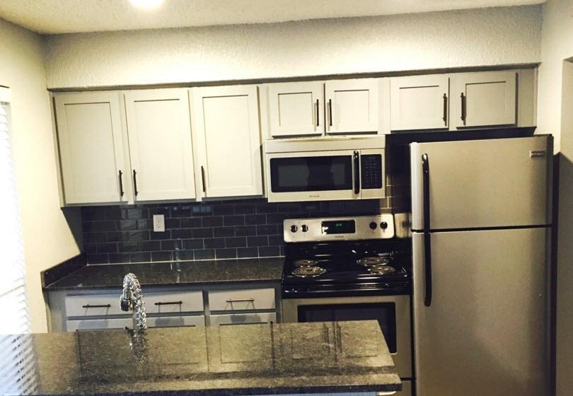 Kitchen at Listing #140349