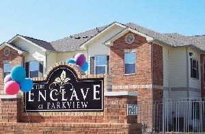 Enclave at Parkview Apartments Fort Worth TX