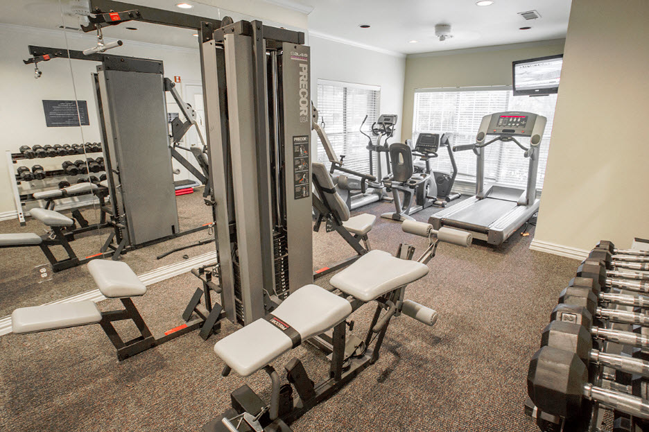 Fitness at Listing #137573