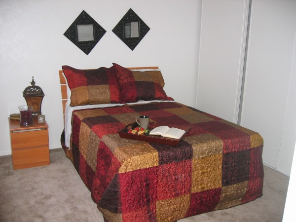 Bedroom at Listing #137031