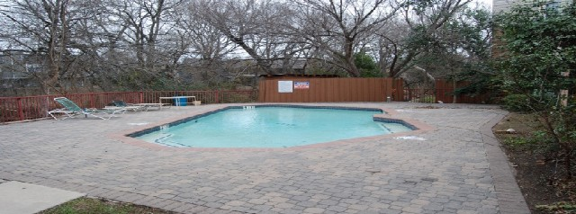 Pool at Listing #135742