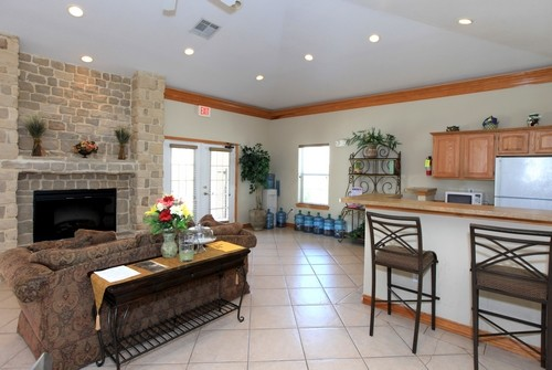 Clubhouse at Listing #145778