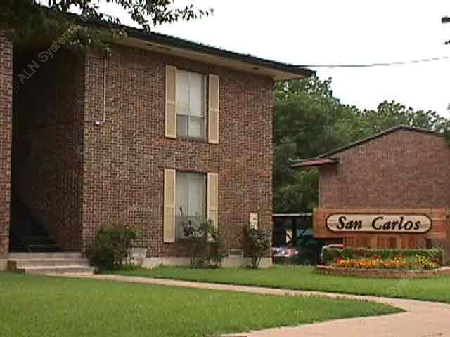San Carlos Apartments , TX