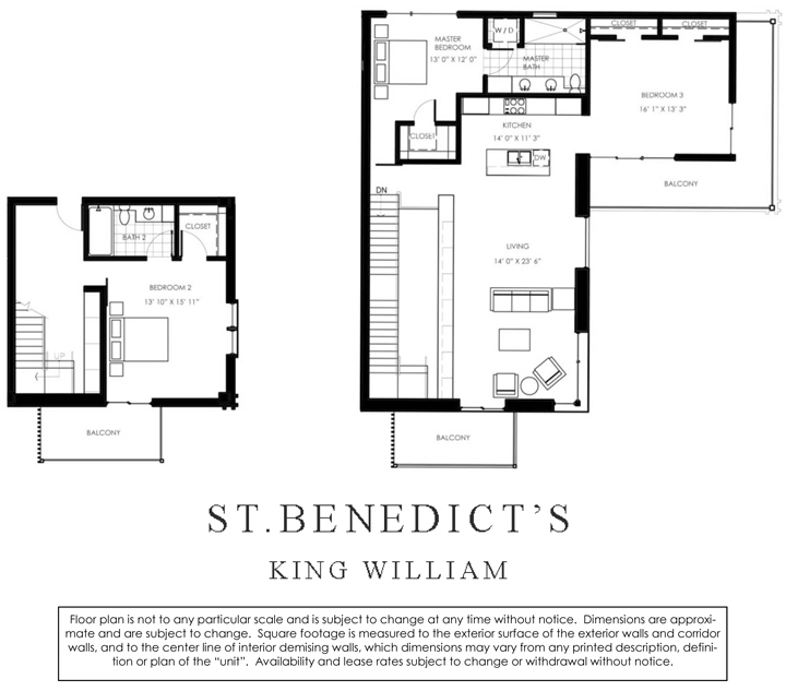 2,079 sq. ft. floor plan