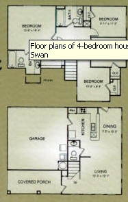 1,429 sq. ft. 30 floor plan