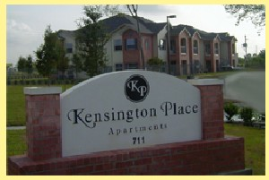 Kensington Place Apartments Houston TX