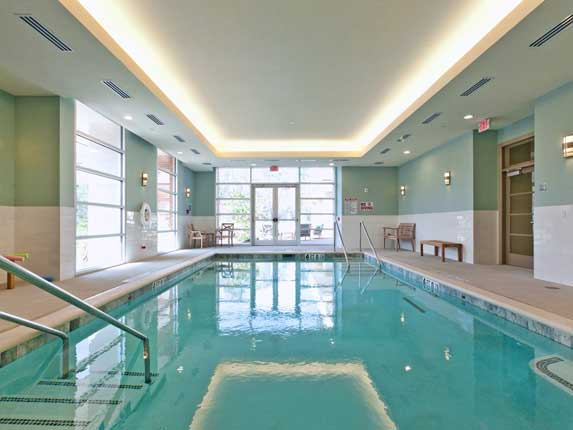 Pool at Listing #150345