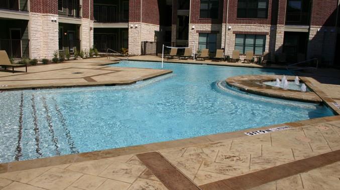 Pool at Listing #151574