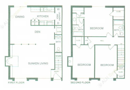 1,690 sq. ft. floor plan