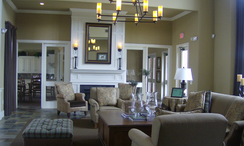 Clubhouse at Listing #144964