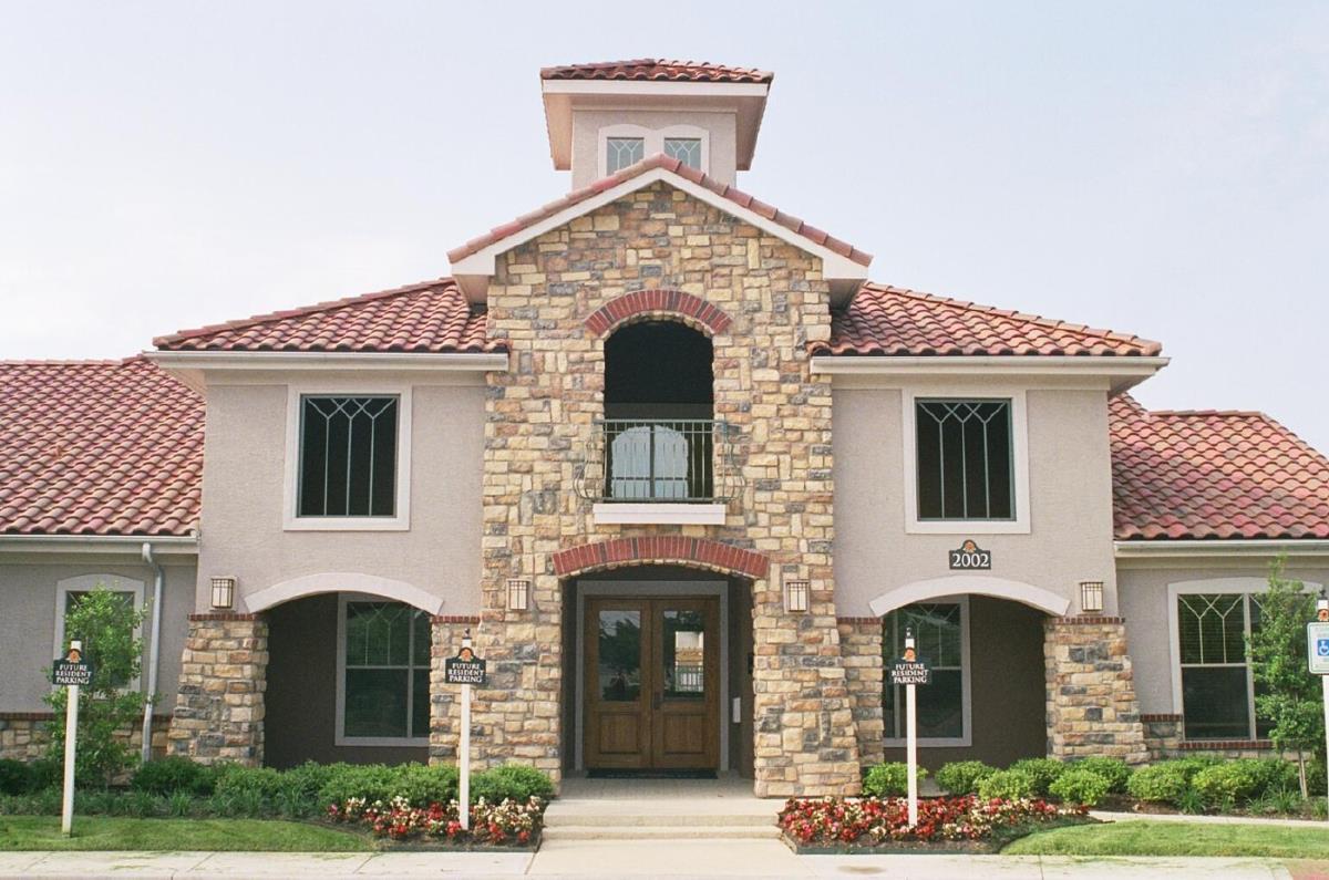 Rosemont at Mayfield Villas Apartments Arlington TX