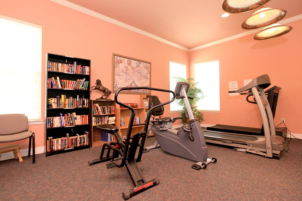 Fitness at Listing #136640