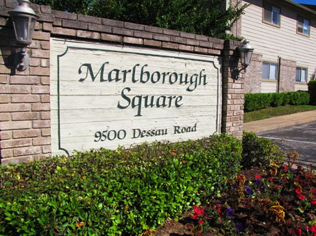 Marlborough Square Apartments Austin TX