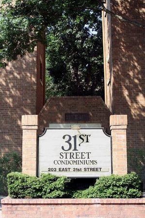 31st Street Condos Austin TX
