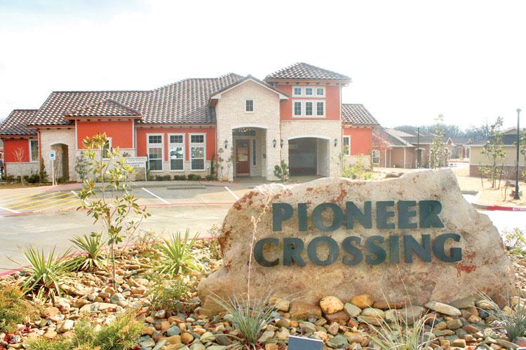 Pioneer Crossing Apartments Sulphur Springs TX