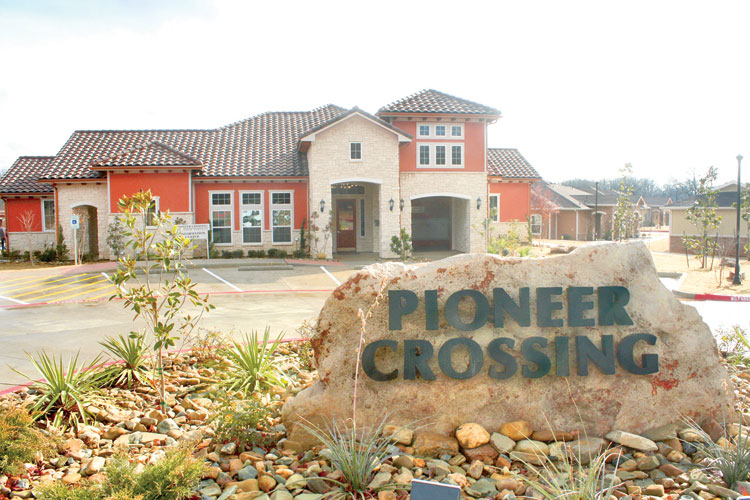 Pioneer Crossing Apartments Sulphur Springs TX