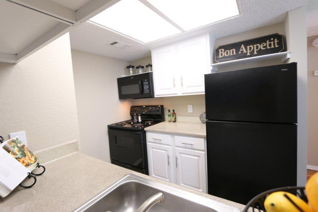 Kitchen at Listing #136756