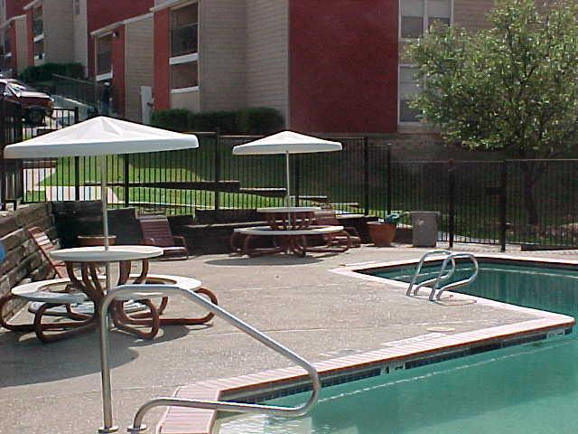 Pool at Listing #137050