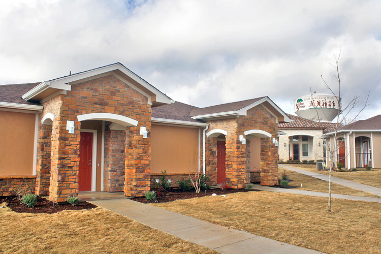 Exterior at Listing #152653