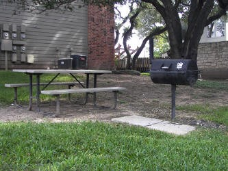 BBQ at Listing #140460