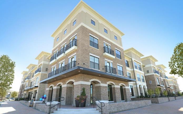 Century Lake Forest Apartments McKinney, TX