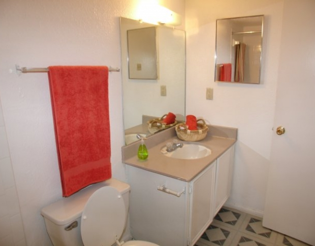 Bathroom at Listing #214922