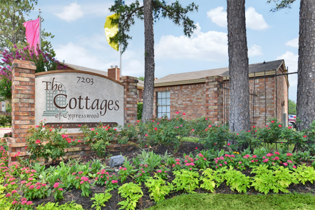 Cottages of Cypresswood Apartments Spring, TX