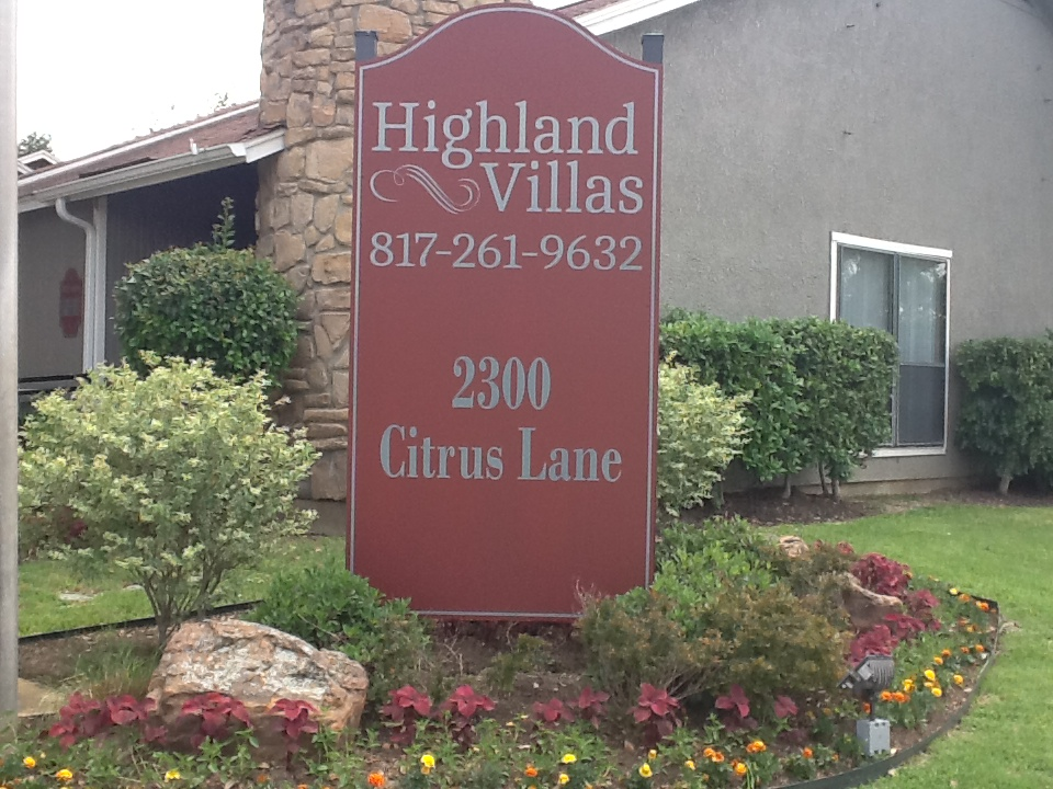 Highland Villas Apartments Arlington, TX