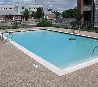 Pool at Listing #137765