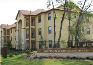 Artisan at Mission Creek Apartments San Antonio, TX