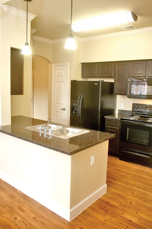 Kitchen at Listing #152653