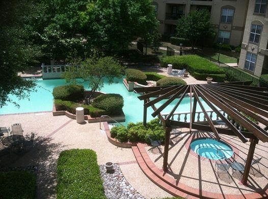 Pool at Listing #136640