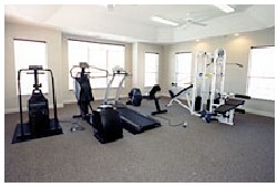 Fitness Center at Listing #141450