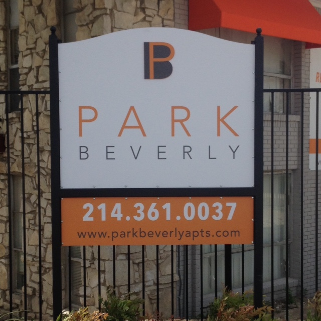 Park Beverly Apartments Dallas TX