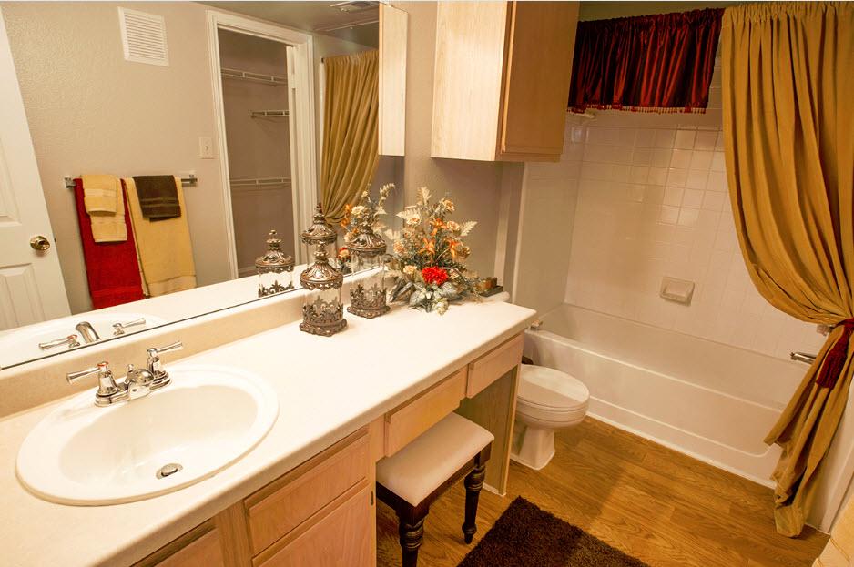 Bathroom at Listing #137573