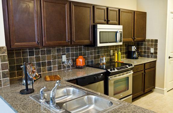 Kitchen at Listing #150541